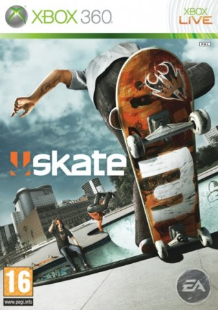 [XBOX360] Skate 3