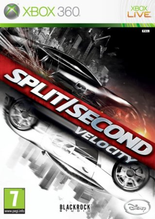 [XBOX 360] Split Second: Velocity