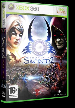 [XBOX360]Sacred 2. Fallen Angel