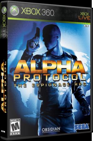 [XBOX360]Alpha Protocol