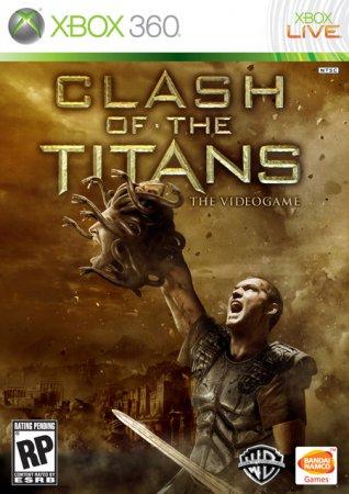 [XBOX360]Clash of the Titans