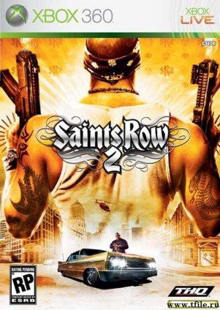 [XBOX 360] Saints Row 2
