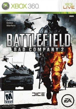 [XBOX 360] Battlefield: Bad Company 2