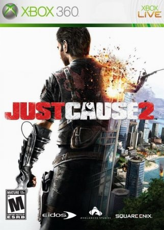 [Xbox 360] Just Cause 2