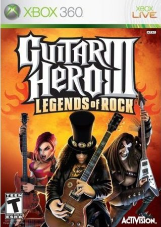 [XBOX360]Guitar hero 3 : Legends of Rock