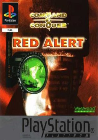 [PSone]Command & Conquer - Red Alert