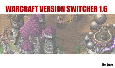 Warcraft 3 Version Switcher 1.21b-1.22a-1.23a-1.24a-1.24b-1.24c-1.24d-1.24e [Rus]