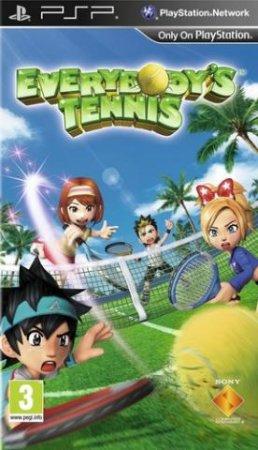 [PSP]Everybody's Tennis