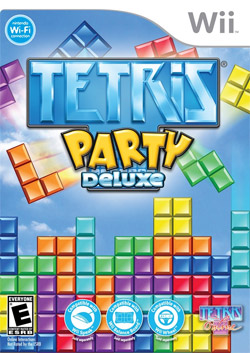 [Wii] Tetris Party Deluxe