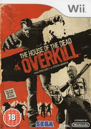 [Wii]The House of the Dead: Overkill