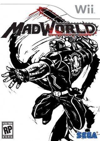 [Wii]Madworld