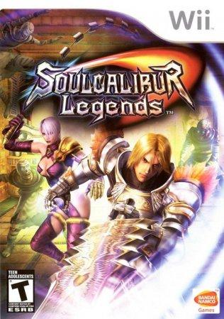[Wii]Soulcalibur: Legends