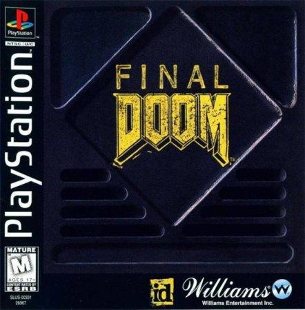 [PSone] Final Doom