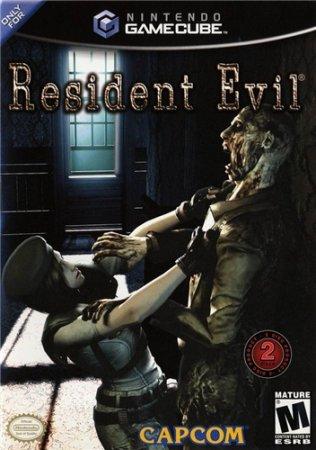 Resident Evil Remake / Вечное Зло Римейк (2001/РС/Gamecube)