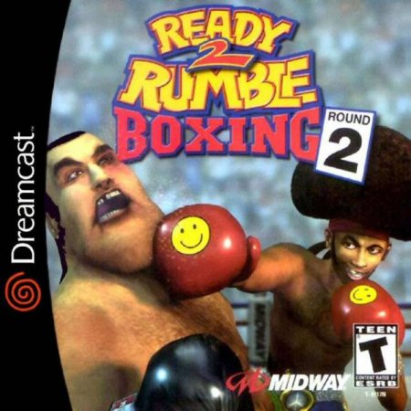 [DC]Ready 2 Rumble Boxing : Round 2