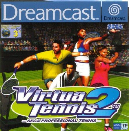 [Dreamcast] Tennis