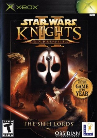 [Xbox]Star Wars: Knights of the Old Republic II: The Sith Lords