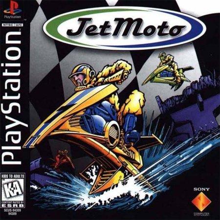 [PSone] Jet Moto
