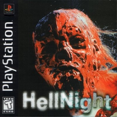 [PSX-PSP] Hell Night: Dark Messiah