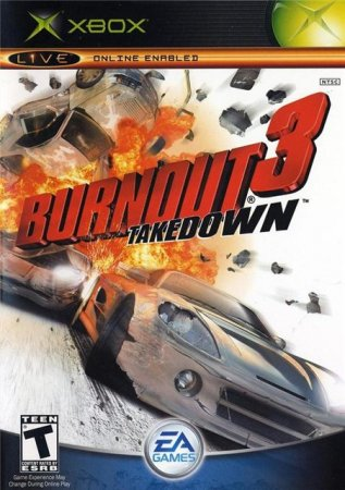 [Xbox]Burnout 3 Takedown