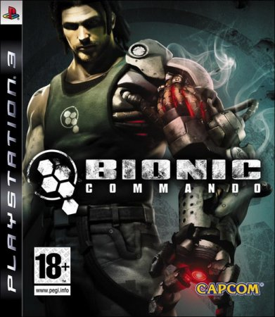 Bionic Commando (2009) PS3