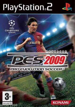 [PS2] PES 2009 / Pro Evolution Soccer 2009