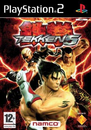 [PS2] Tekken 5