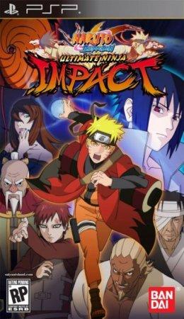 [PSP] Naruto Shippuden Ultimate Ninja Impact (DEMO 2)