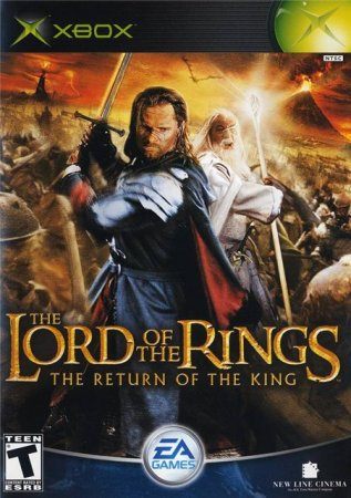 [Xbox]The Lord of the Rings: The Return of the King