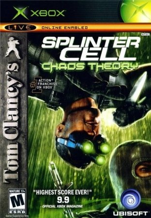 [Xbox]Tom Clancy's Splinter Cell: Chaos Theory