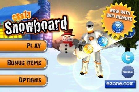 Crazy Snowboard 1.1