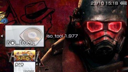 [PSP] ISO Tool 1.977 CFW и OFW