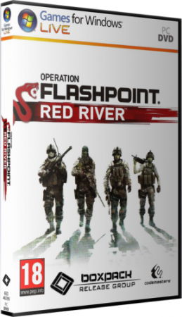 Operation Flashpoint:Red River [v 1.02]