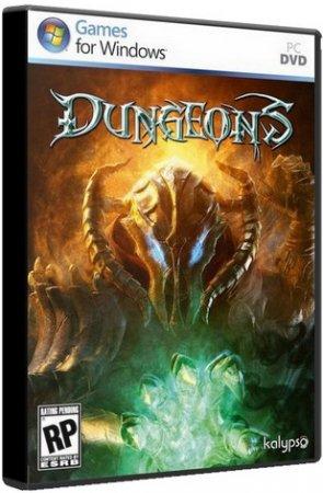 Dungeons. Хранитель Подземелий [v.1.2.0.4 + DLC]