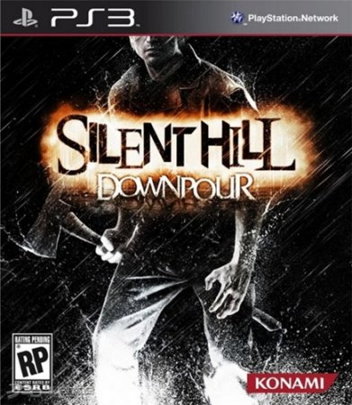 Silent Hill: Downpour (2012) PS3