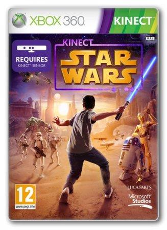 Kinect Star Wars (2012) XBOX360