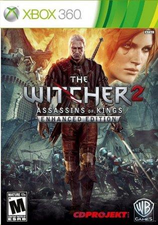 Ведьмак 2: Убийцы королей - Расширенное издание / The Witcher 2: Assassins of Kings - Enhanced Edition (2012) XBOX360