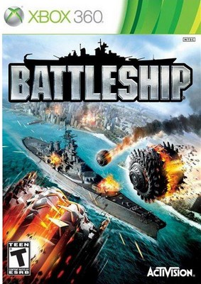Battleship (2012) XBOX360