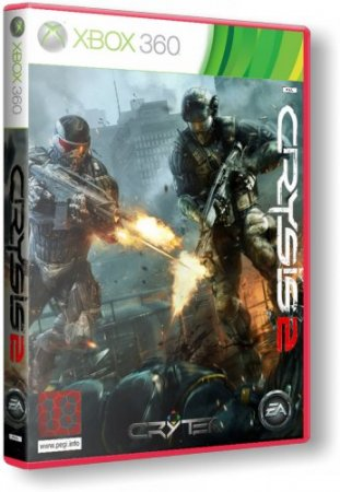Crysis 2: Limited Edition (2011) XBOX360