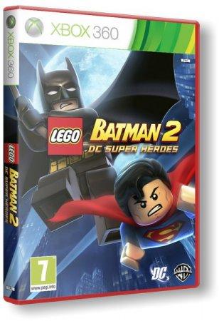 LEGO Batman 2 : DC Super Heroes (2012) XBOX360