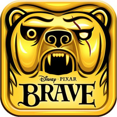 Temple Run: Brave [1.1] ( iPhone, iPod, iPad)
