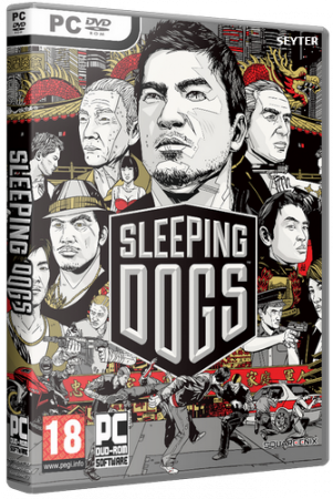 Sleeping Dogs [v 1.3 + 5 DLС]