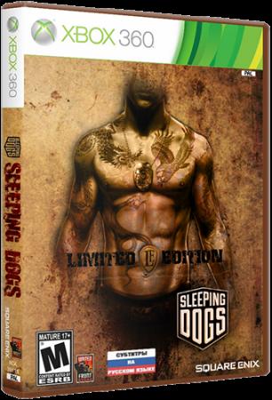 Sleeping Dogs (2012) XBOX360