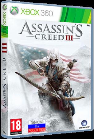Assassin\'s Creed III   XBOX360