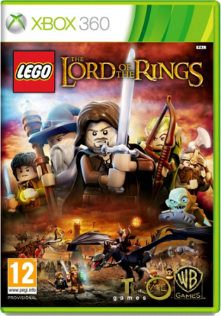 LEGO: Властелин колец / LEGO: The Lord Of The Rings