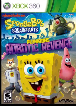 SpongeBob SquarePants: Plankton\'s Robotic Revenge