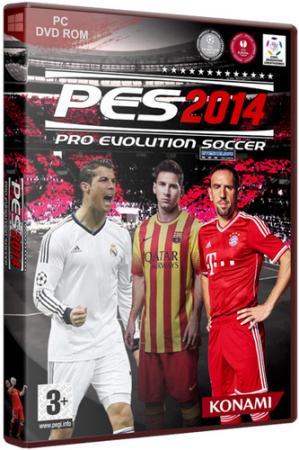 Pro Evolution Soccer 2014 (v 1.3.0.0)