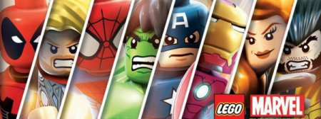 LEGO Marvel Super Heroes [Update 3 / v.1.0.0.42829]