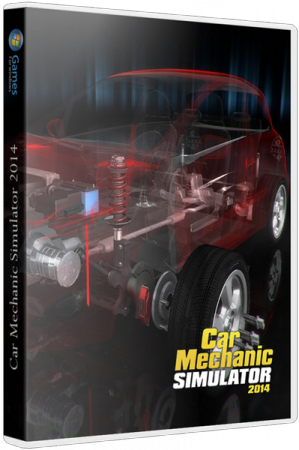 Car Mechanic Simulator 2014 (v 1.0.7.3)