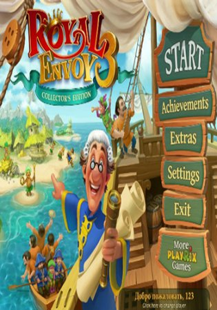 Royal Envoy 3 Collector\'s Edition